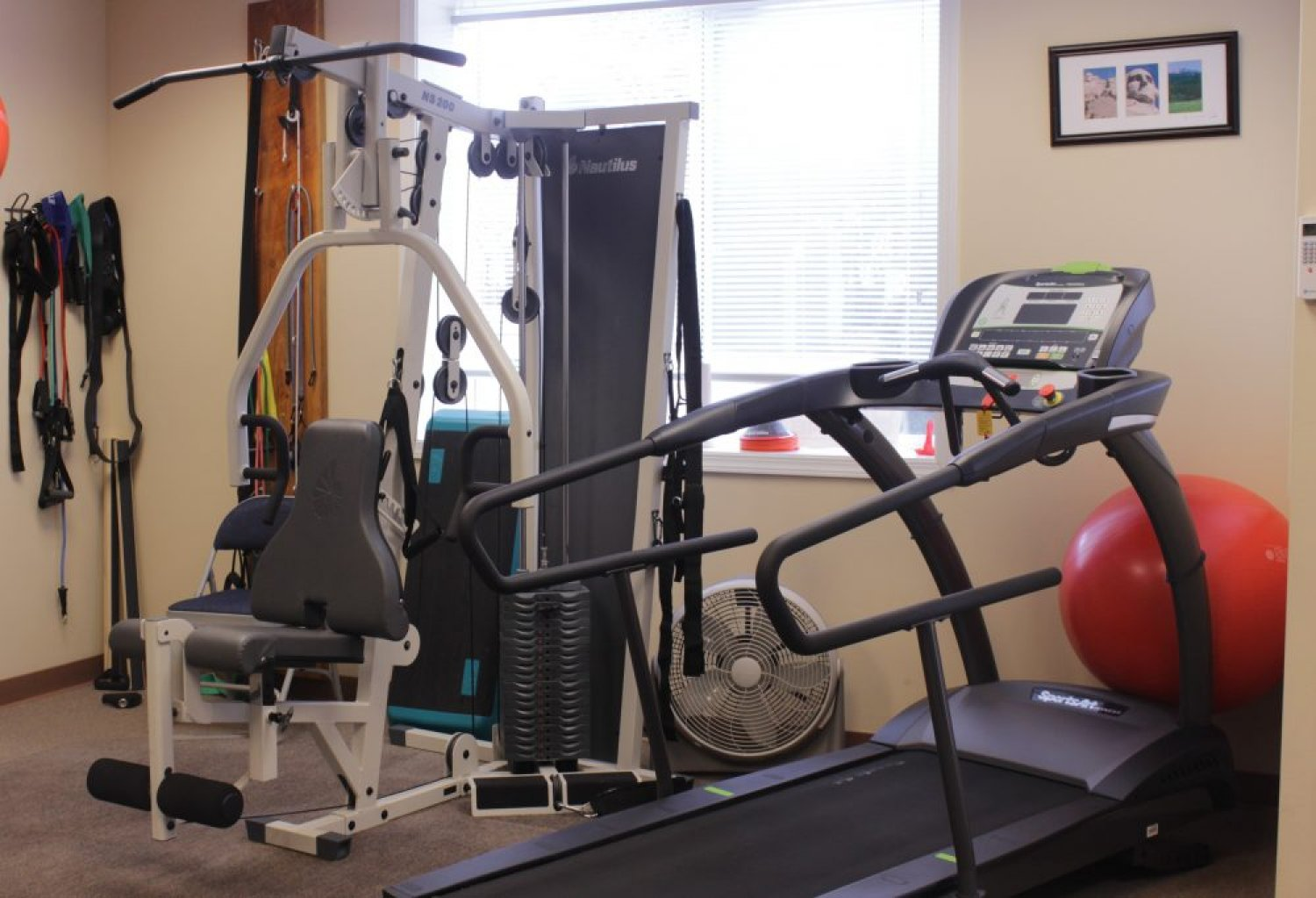 Equipment exercise physical therapy - Oh Gym